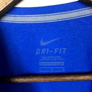 Nike Tops - Nike Legend Training Jersey Royal Blue L NWT